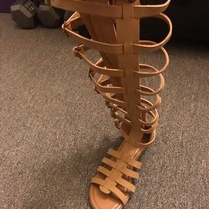 Gladiator boots size 7.5